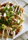 糖質制限 豆腐と長芋のフワフワお好み焼き