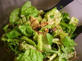 我が家の夏の基本サラダ♪
