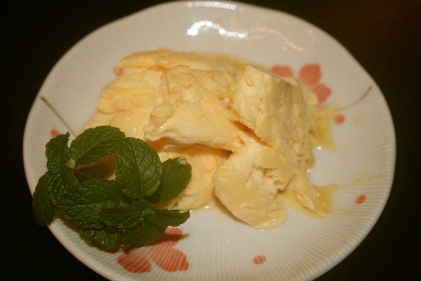 ダイエットに!材料2つでふんわり卵アイス