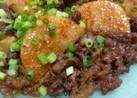 ♔すき焼き牛肉と焼き山芋の炒め物♔