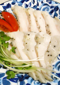 炊飯器で作る鶏ハム