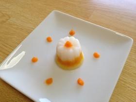 10倍粥のハーフバースデーケーキ☆