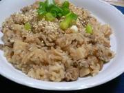 中華おこわ風炊き込みご飯の写真