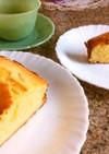 マーマレードとヨーグルトのパウンドケーキ