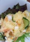 レンジで☆具だくさんポテトサラダ