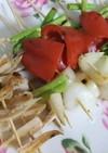 塩麹で野菜の旨味串焼き