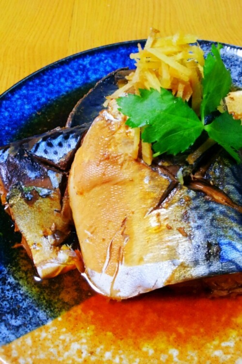 甘口♦鯖の煮付け♦魚の煮付け全般