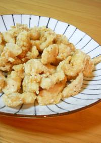 郷土料理「鶏ちゃん」の唐揚げ♬