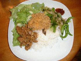 スリランカ風レンズ豆のカレー