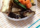 お弁当に♪椎茸の生姜焼き