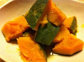 素材の味を楽しむ☆かぼちゃの塩煮