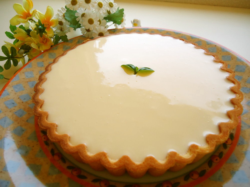 簡単☆ヨーグルトレアチーズケーキ