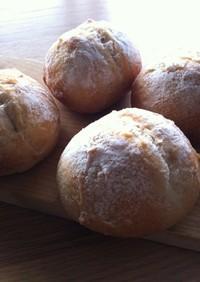 パン ゆっくり発酵ver.