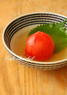簡単!トマトおでん