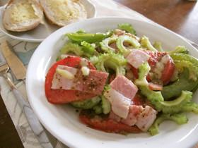 フライパンでお手軽☆夏野菜の蒸し焼き
