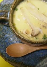 永谷園の松茸お吸い物を使って松茸茶碗蒸し