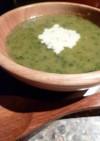 *セルフィーユ(チャービル)のスープ*