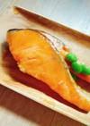 鮭のみそ照り煮(作り置き)
