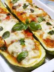 夏野菜とズッキーニのオーブン焼き♫の写真