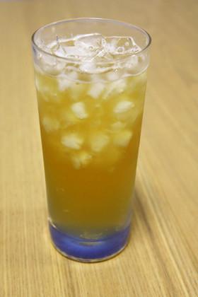 微炭酸♪アイスティーレモネード