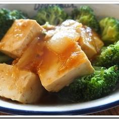 オレンジ ジンジャー 豆腐