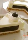 絶品*ブルーベリーレアチーズケーキ