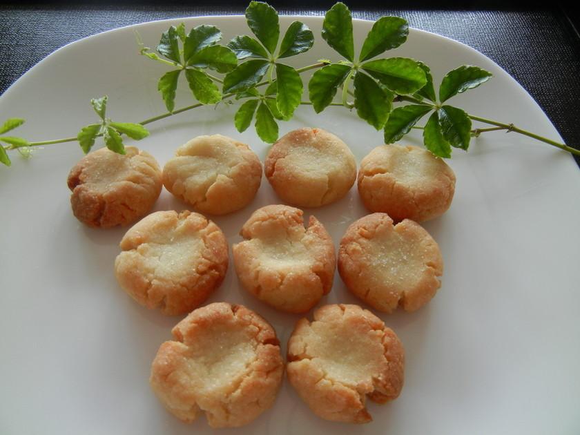 熱中症対策 サラダオイルで簡単塩クッキー