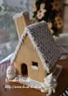 ♪へクセンハウス★お菓子の家の作り方★♪