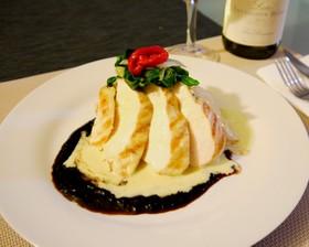 簡単でオシャレなフランス料理 (チキン)