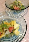 超簡単!フルーツサラダ