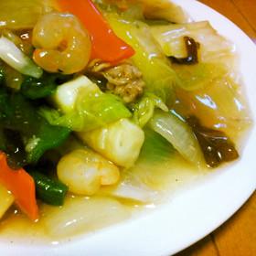 【簡単】お鍋1つでおいしい中華丼
