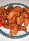 塩麹と卵で肉汁ジュワ~な鶏胸のから揚げ