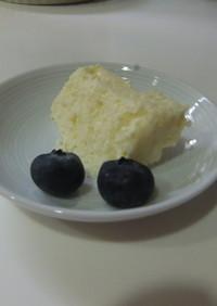 簡単&超低カロ!!チーズケーキ☆