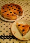 あっさり☆ブルーベリーチーズケーキ