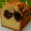 ジューシー♪ 丸ごと巨峰のパウンドケーキ