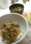 ☆すき焼き牛丼タレ!すき焼きタレ黄金比☆