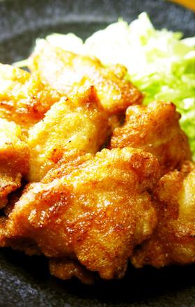 鶏胸肉で満足満腹!柔らかジューシー唐揚げ