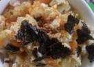 離乳食後期~高野豆腐と野菜の卵とじ