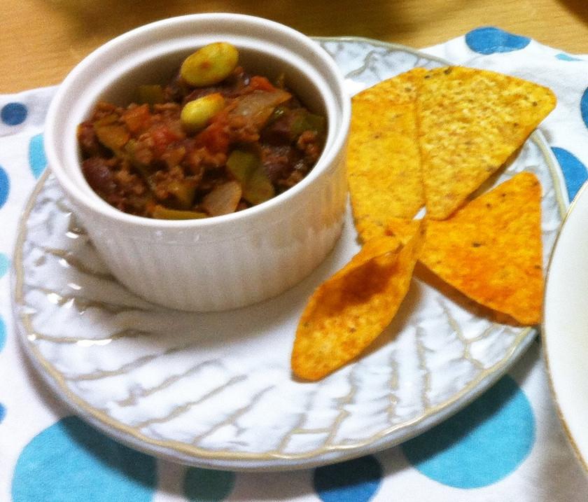 チリコンカン(メキシコ料理)