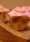 プレゼント♥︎超美味!カップケーキ