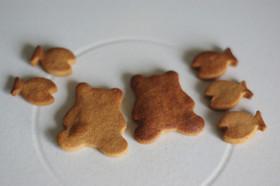 ✱⁕*きな粉クッキー*⁕✱