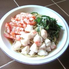 ☆冷やし中華or冷麺?の麺☆inアメリカ