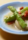 【薬膳レシピ】ホタテとアスパラの炒め
