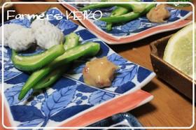 【農家のレシピ】梅酢味噌