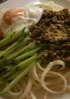 うどんdeジャージャー麺