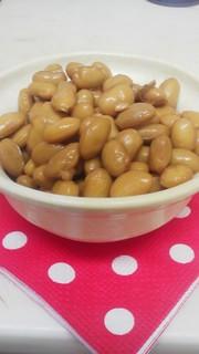 シンプルに♪大豆の醤油煮の写真