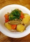 ✿ 基本の和食 ✿ 鶏ごぼう肉じゃが☻✰