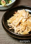 豚バラと大根の甘味噌炒め煮