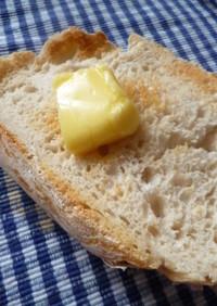*トーストするとカリッな食パン*