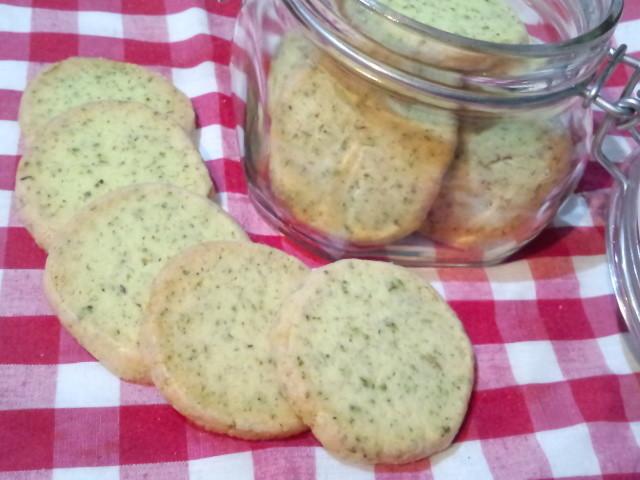 レモンバームのクッキー★